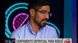 Sifu Simón Alaya Camp Niños y jóvenes CNN