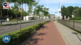 Bicycle Ride in Eindhoven (Netherlands)