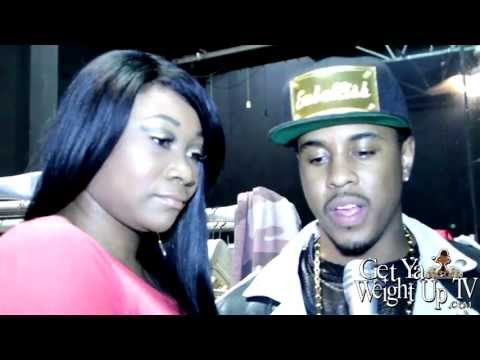 Get Ya Weight Up TV | BX Thunder On Set: DJ Spinking, Jeremih, French Montana – Body Operator Remix