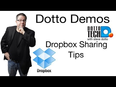 3 Essential Dropbox Sharing Tips
