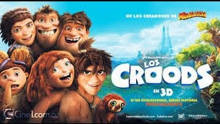 Errores de la película the Croods