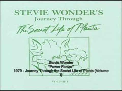 Stevie Wonder - Power Flower