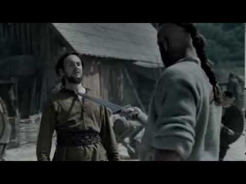 #Vikings | Season 2 - EP.2 Ragnar & Athelstan Fight Training [Sneak Peek] Image 1