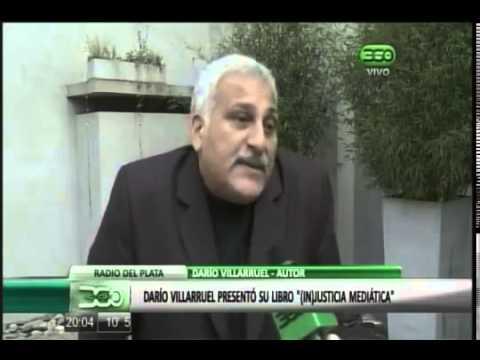 360 TV - Darío Villarruel presentó su libro