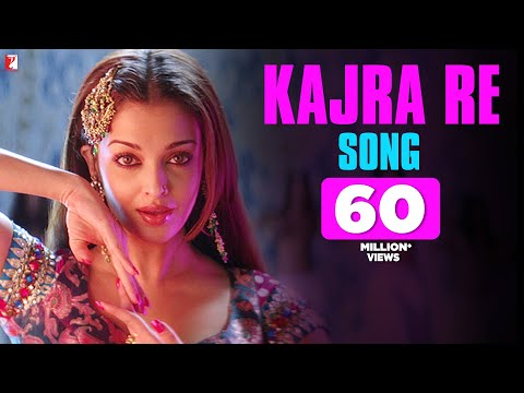 Kajra Re - Song - Bunty Aur Babli - Aishwarya Rai video