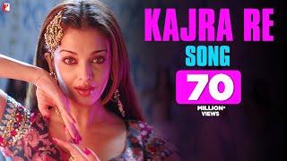 Kajra Re - Song | Bunty Aur Babli | Amitabh Bachchan | Abhishek Bachchan |  Aishwarya Rai