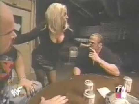 Wwe Divas Trish Playing Strip Poker video