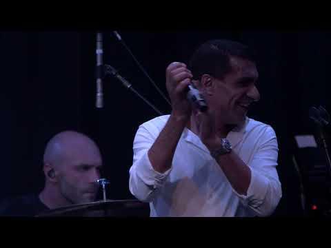 Nati levi - live -Zappa - נתי לוי -מארח את פיני חדד בהופעה חיה בזאפה -אוהב אבל מציאותי