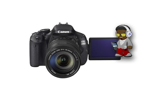 Canon EOS 600D / Rebel T3i Unboxing 2012