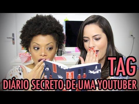 TAG: O Diário Secreto de uma Youtuber - Com Maraisa Fidelis