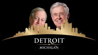 The (Koch Brothers) Fix Detroit's Problems By Destroying Pensions  5/22/14