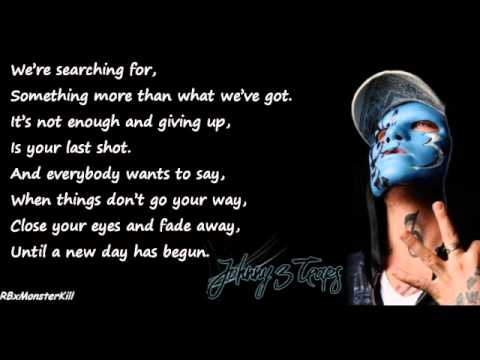 Kisses For Kings ft. Johnny 3 Tears - The Only Ones (W/Lyrics)