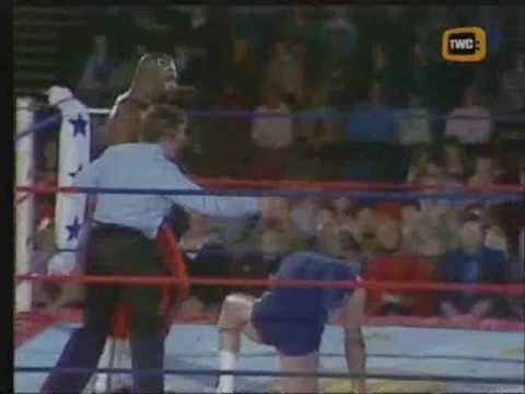 World Of Sport - Mississippi Mauler (Kamala) vs Tom Tyrone pt.2