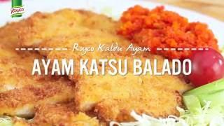 Resep Royco - Ayam Katsu Balado