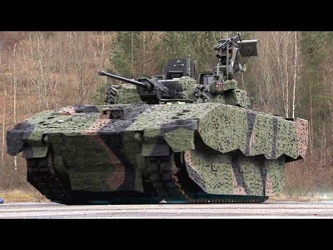 General Dynamics UK - Ajax Infantry Fighting Vehicle [1080p]