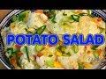 Stop!! How To Make The Best Ever Potato Salad ! Jamaica Way   Recipes By Chef Ricardo