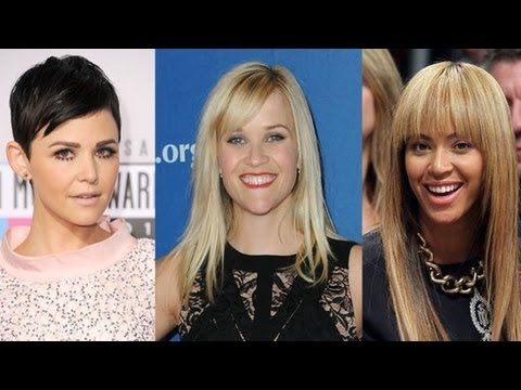 The Best Bangs to Flatter Your Face Shape | Hair Style Tips | Beauty How To