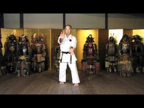 Worlds Greatest Goju-ryu Karate Master MORIO HIGAONNA 10th Dan(pt.1)