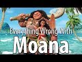 Everything Wrong With Moana In 15 Minutes Or Less thumbnail