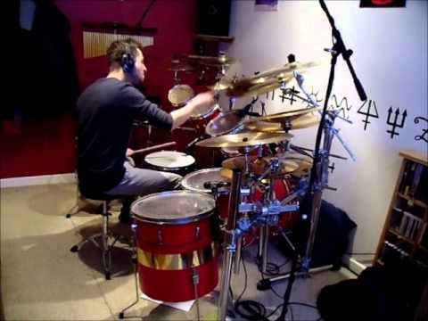 Dio - Push Drum Cover video