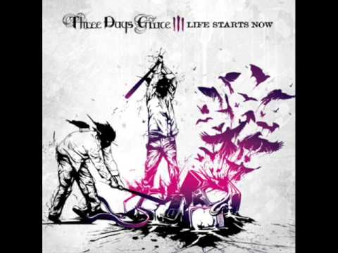 Lost In You [FULL SONG] Three Days Grace Life Starts Now 2009 Video