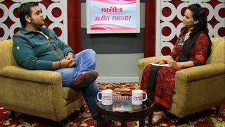 Special Interview with Music Director Sachin Ahuja at Ajit Web Tv.