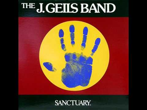 J Geils Band - One Last Kiss