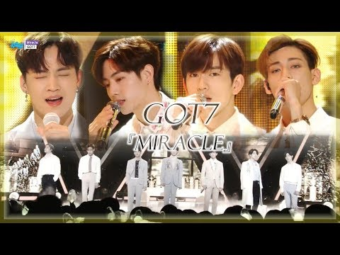 [Comeback Stage] GOT7 - Miracle  , 갓세븐 -  Miracle  Show Music Core 20181208