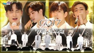 Comeback Stage Got7 Miracle 갓세븐 Miracle Show Music Core 20181208