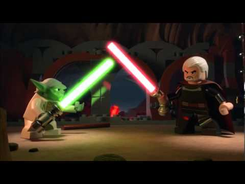 LEGO® Star Wars ™ - Yoda vs. Dooku - Episode 11 Part 1