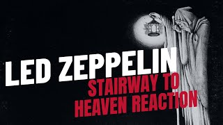 Hip Hop Head Reacts To Led Zeppelin - Stairway To Heaven [REACTION]
