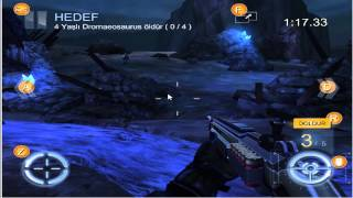 Lost Fortress Stattler Defender Shotgun Hunt Series Dino Hunter: Deadly shores