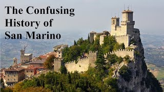 The Confusing History of San Marino
