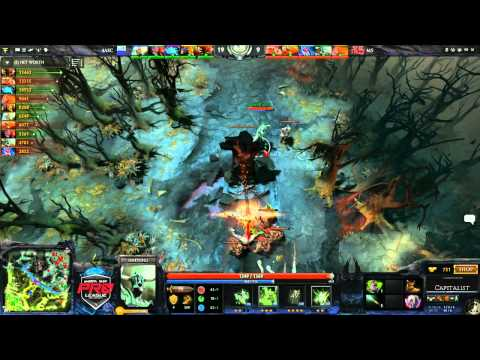 4ASC vs M5 Game 1 - joinDOTA MLG Pro League Season 2 - @DotaCapitalist