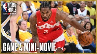 2019 NBA Finals Game 4 Mini-Movie