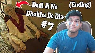Dhokebaz Dadi Se Aakhri Mulakat (ENDING) 😲- Resident Evil 7 Part #7 Funny Moments BeastBoyShub