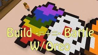 Download Lagu Minecraft | Build Battle W/Oreo! (Terrifying Clowns) Gratis STAFABAND