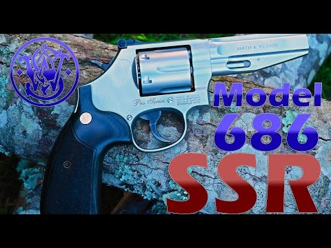 Smith & Wesson 686 SSR, the ultimate competition revolver - Guns.com