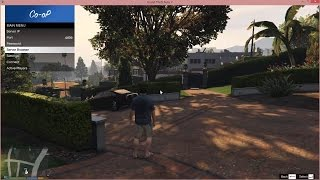 (Tutorial) how to install Multiplayer Co-op 0.8.1 Free (Grand Theft Auto V) 2015