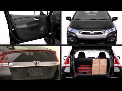 2013 Honda Insight Video