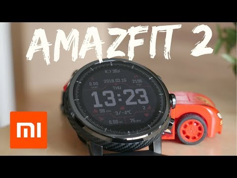 Huami Amazfit 2 Stratos [2018] - Xiaomi Strikes Back With an Awesome SmartWatch!