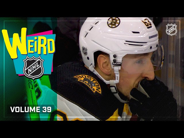 quotIt39s Been That Kind of Weekquot  Weird NHL Vol. 39