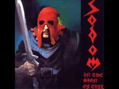 SODOM - In the Sign of Evil FULL EP (1984)