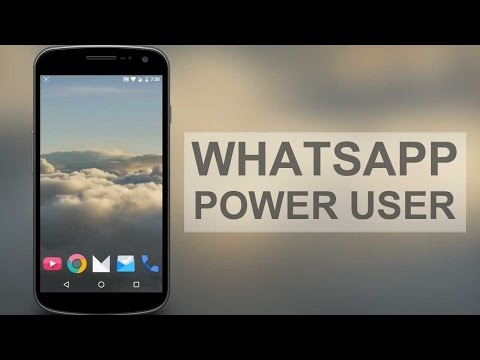 5 Android Apps for WhatsApp Power User