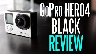 GoPro HERO4 Black Full 4k Review
