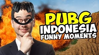 PUBG INDONESIA | HEADSET USER ONLY!!! (FUNNY MOMENTS)