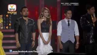 The Voice Cambodia - Live Show 1 - ឱ! ក្តីស្នេហា - លី សុខណេត