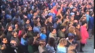 Jak nás viděl svět - Sametová revoluce 1989