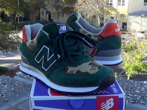 Ball and Buck x New Balance 574 Part Deux Review