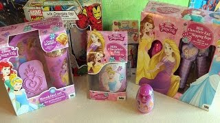 Disney Princess Limited Edition Easter Gift Box set of 3